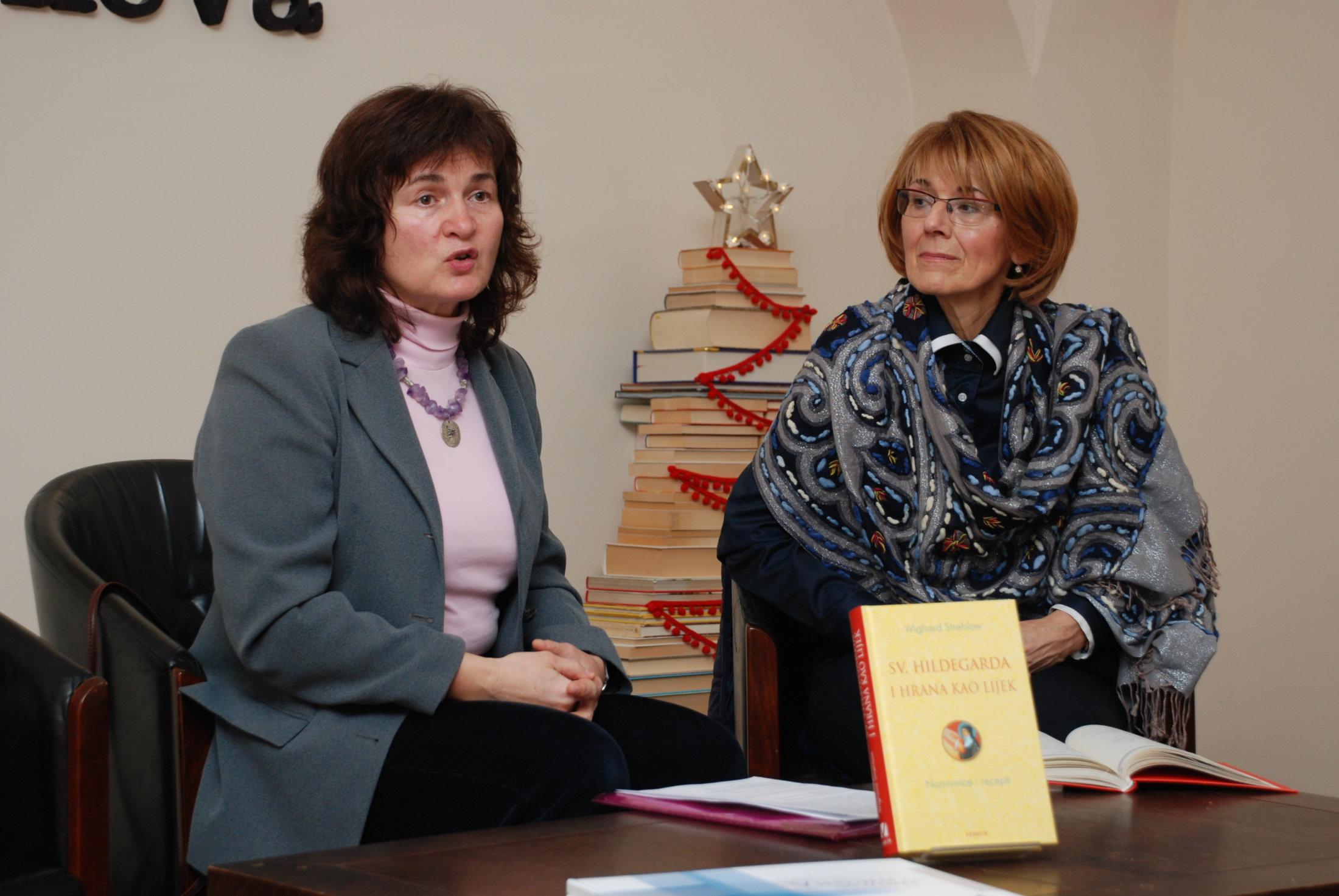 V.Bartolović I M.Goll Na Adv. UKI-jevom Susretu,23.12.19., Osijek