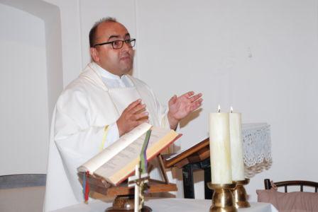 Dr.sc. Davor Vuković, Propovijeda Na Spomendan Sv. Augustina U Osijeku