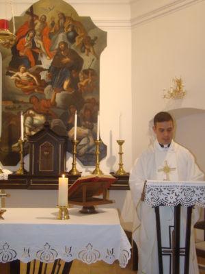 Duhovnik UKI-ja Vladimir Sedlak Propovijeda O Sv. Značenju Sv. Augustina Na Njegov Spomendan 28.8.18. U Osijeku