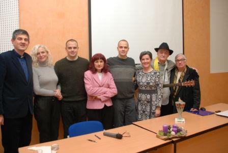 Izvoditelji Programa 2.adv.UKI-jevog Susreta U Vikarijatu Osijek,10.12.19.