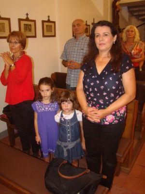 Na Slavlju Spom.sv.Augustina Pribivale Su Obitelji članova UKI-ja,28.8.18.