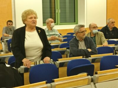 Vera Erl Pohvalila Rad I Predložila Aktivnosti, UKI, 29.1.21., Vikarijat Osijek