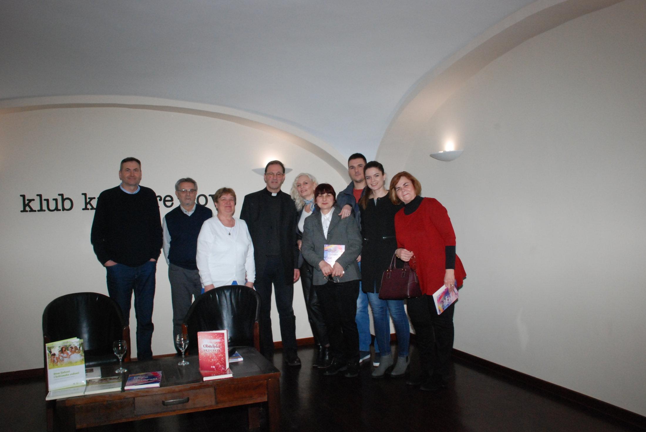 UKI-jevo Zajedništvo Sa Gostom A.Tamarutom Nakon Susreta U Osijeku,3.3.20.
